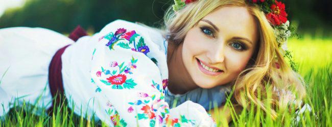 Hot Ukrainian wives